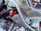 Karting Petit cours de préparation moteur après une casse