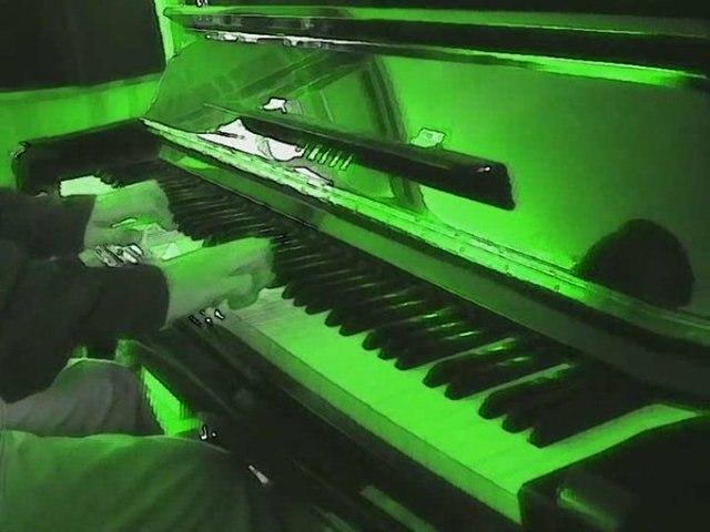Composition triste pour le piano - Prélude, Valse et Choral