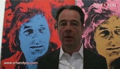 Vid�o de Andy Warhol