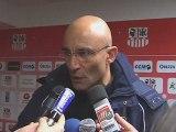 Football/Ajaccio-Troyes : Ludovic Batelli réagit