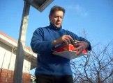 Seppo Lehto syö neekerinsuukkoja 24.3.2009 pro sananvapaus