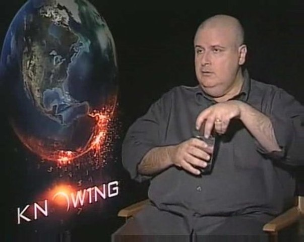 Alex Proyas on Knowing