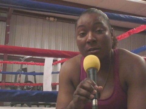 Fighting Dreams: Laura 'Lady Ram' Ramsey