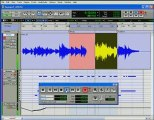 Pro tools ProTools 7 Punching In and Out