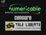 Numéricable censure Télé Liberté / Episode 2