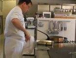 Dans les cuisines du Château de Ligny