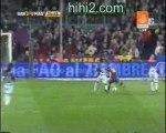 برشلونة×ملقا-هدف برشلونة الثاني  في ملقا-ليونيل ميسي-22-3-20