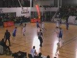LFB 2008-09: J22 Nantes Rezé / Landes