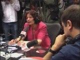 Ingrid Betancourt en RFI