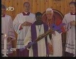 Résumé du voyage du Pape