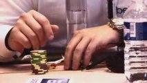 World Series of Poker WSOP 2008 William Thorson Arrives