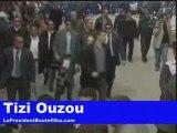 Bouteflika à Tizi-Ouzou  Un moment  «historique»