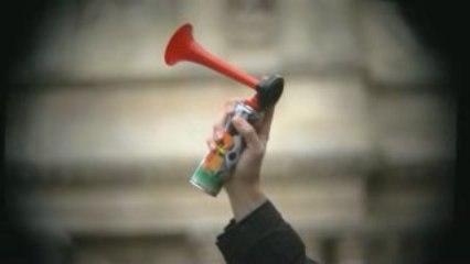 Flashmob Sorbonne 270309