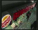 Pub le terminal Burger King