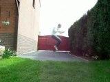 Hardjump new style & hakken by MasTeR jUmPeuR the back
