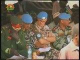 Khartoum met en garde contre tout enlévement d'El-béchir