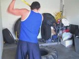 Synergy Kettlebell Training- Andrew Triggas Sledgehammer ...