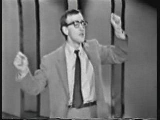 Woody Allen on The Jack Parr Show (1-24-1964)