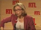 Valérie Pécresse invitée de RTL (30/03/09)