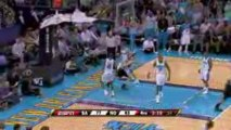 NBA Spurs vs. Hornets March 29 , 2009