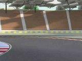 Tour de circuit virtuel de Sarcelles - Pole Val de France