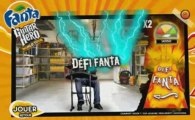 Fanta Guitar Hero World tour 164650 points Guitare