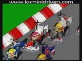 Los MiniDrivers - Capítulo 1x03 - Gran Premio de Australia