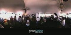 Vidéo 360° - Séance photos au Diva - Festival de Cannes 2008