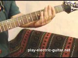 How to play guitar power chords in dropped D tuning