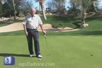 Putting Routine Golf Tip