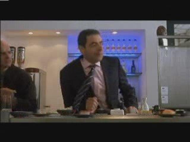 """Anuncio en CineStar de """"Johnny English"""""""