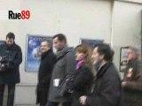 """Sarkozy off"" : Rue89 et France 3 au poste"