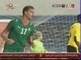 Angola - Maroc buts de Taarabt et Chamakh (Amical)