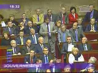 Question du 1 avril 2009 : Projet de loi Internet &création