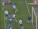 ITALIE 1-0 IRLANDE IAQUINTA