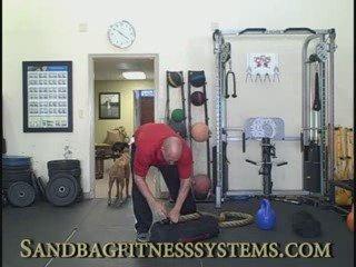 Sandbag Workouts | Fat Loss Circuit Workouts