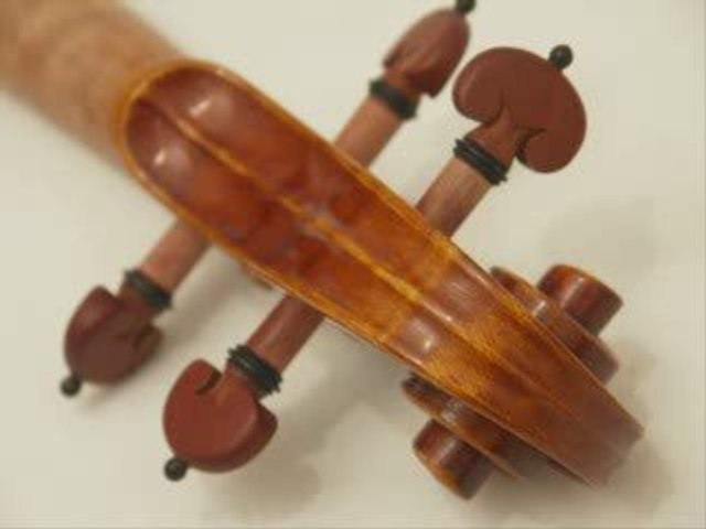 Violon Baroque Violin  - www.violedegambe.com