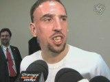 Football365 : La réaction de Ribéry après France-Lituanie