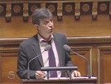 David Assouline intervient au Sénat sur loi LRU part 2