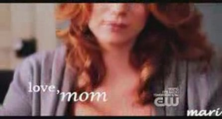 Peyton Sawyer - A mother´s letter