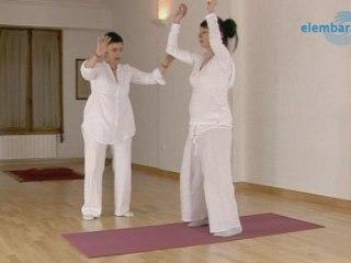 Yoga y Embarazo: SENTADILLAS
