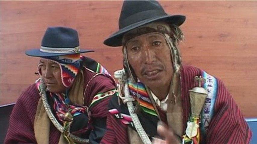 Tradicion electoral indigena