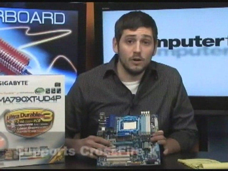 Gigabyte GA-MA790XT-UD4P Motherboard