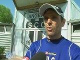 Football/Angers-Tours : Gagner pour garder le cap!