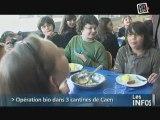 Caen : Le Bio arrive à la cantine!
