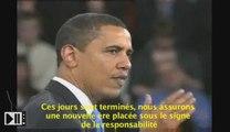 Discours de Barack Obama au Rhenus : réactions