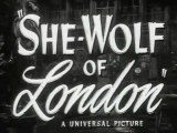 Bande-annonce She-Wolf of London - Jean Yarbrough
