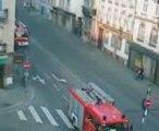 Sommet de l'OTAN - Strasbourg | Passage Pompiers -