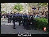Manifestation à Bastia