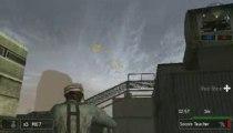 Surge Mercenaires M67 gauche